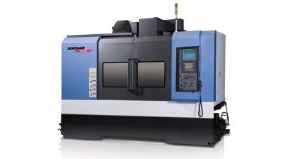 DOOSAN VM 5400
