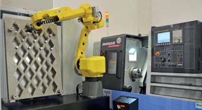 Robotická buňka ROBOTEC APC 7 (10,20,35)