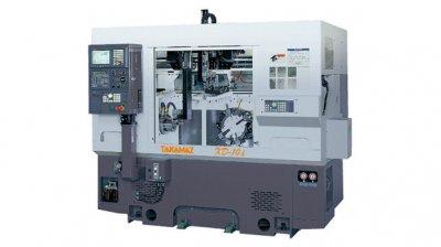 TAKAMAZ XD 10i - gantry loader