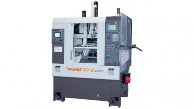 TAKAMAZ XD 8 Plus - gantry loader
